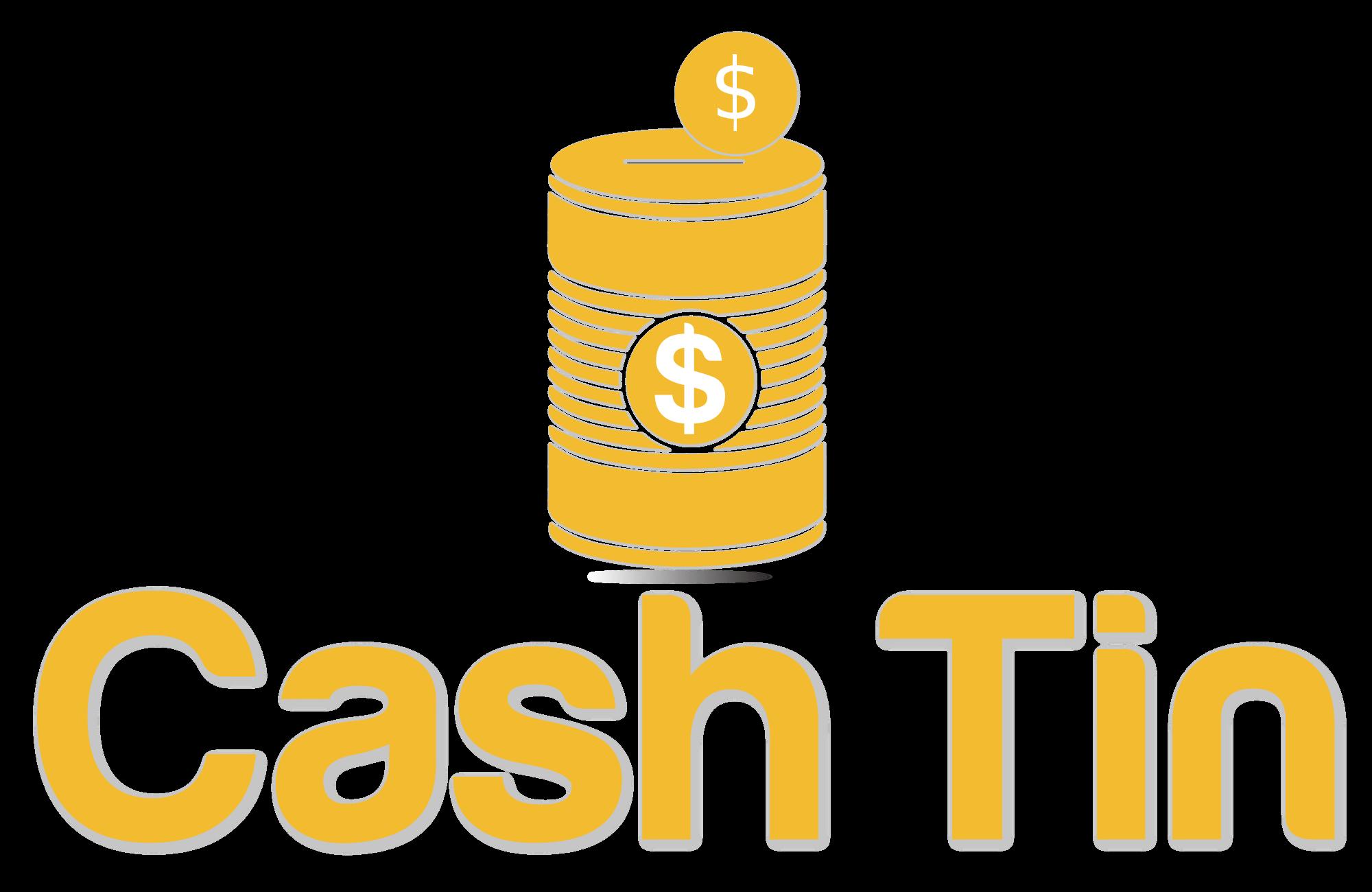 Cash Tin